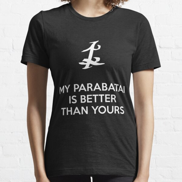Mon Parabatai est meilleur que le tien (BLANC) T-shirt essentiel