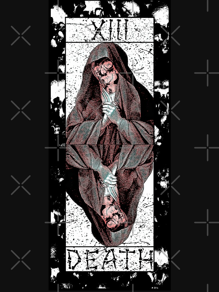 Death - XIII Tarot Card by RabbitLair
