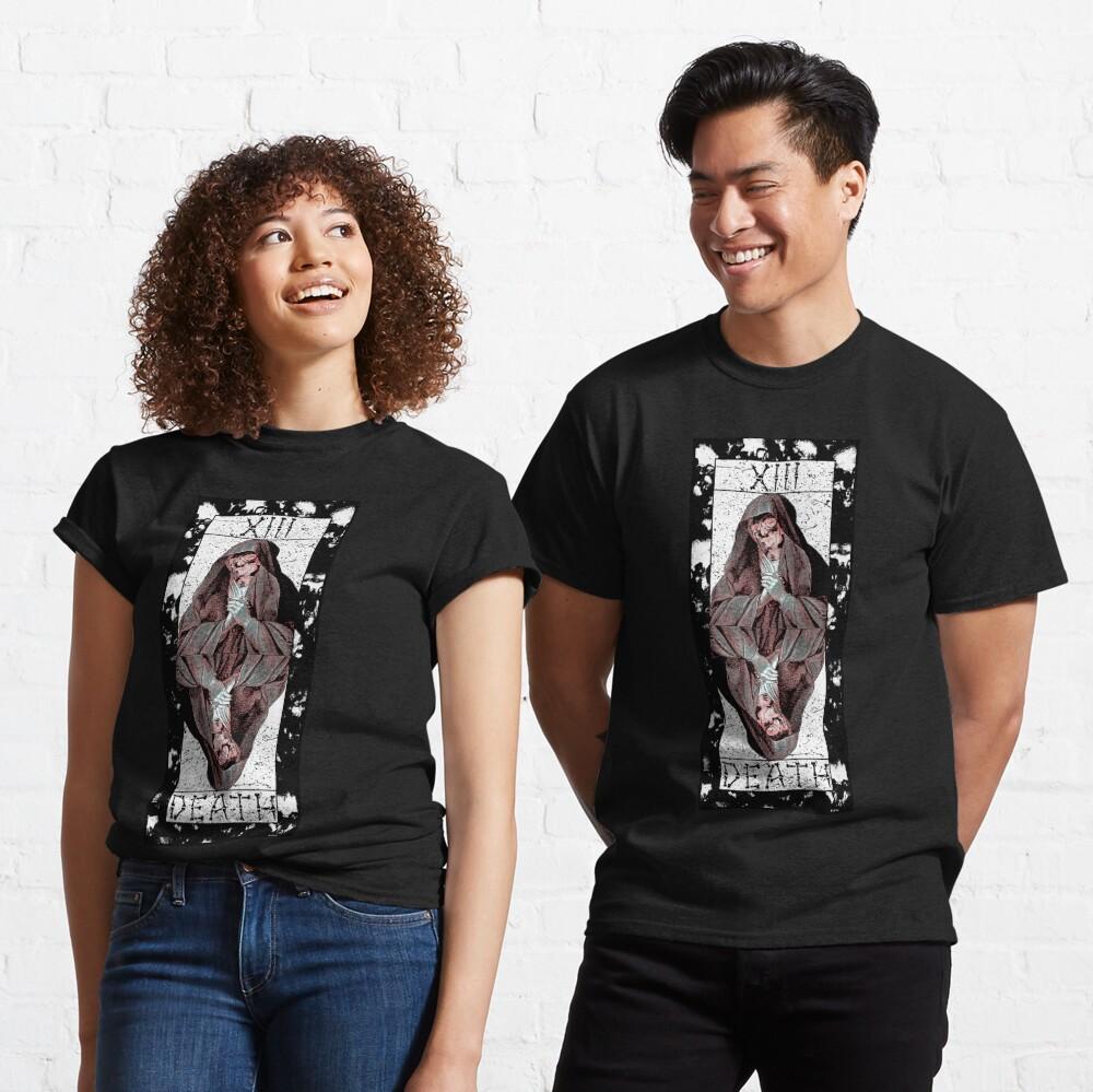 Death - XIII Tarot Card Classic T-Shirt
