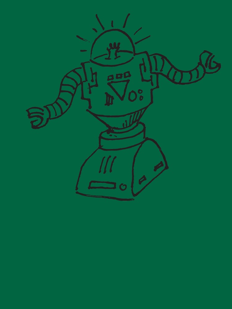 Robot Doodle by DOODL