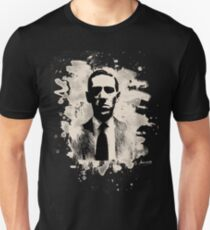 H. P. Lovecraft Tribute T-Shirt