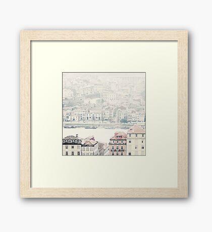 Porto Framed Print