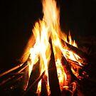 Warm Fire Glow by kirsten-designs