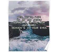 Lana Del Rey Lyrics Laptop Skins By Eliselle
