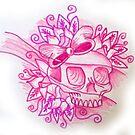 PinkSkull by kirsten-designs