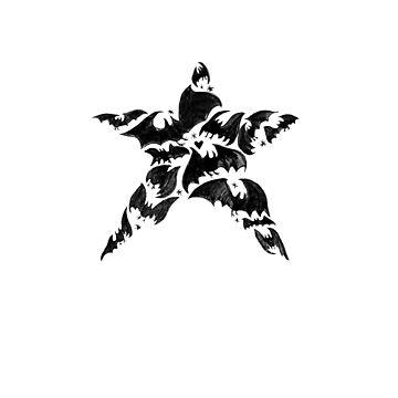 Bat Star by Foss