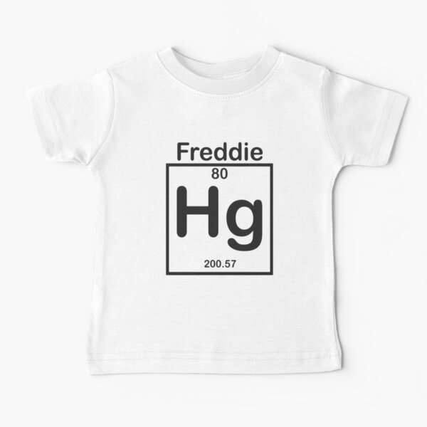 Freddie Mercury T-shirt bébé