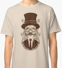 Steampunk man Classic T-Shirt