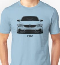 F82 in black and white T-Shirt