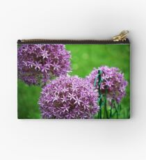 Allium in the Garden Studio Pouch