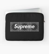 Supreme Black Bandana Media Cases, Pillows, and More. Laptop Sleeve