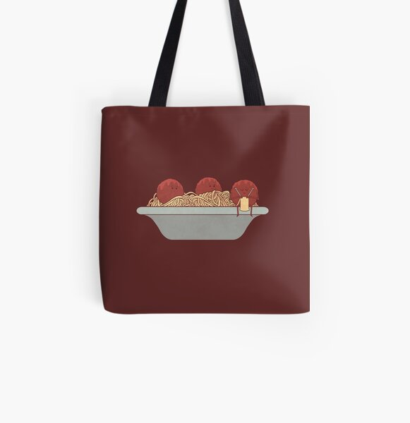 The Knitter All Over Print Tote Bag