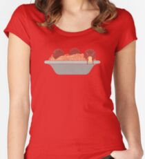 The Knitter Women's Fitted Scoop T-Shirt