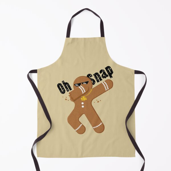 Gingerbread Aprons Redbubble