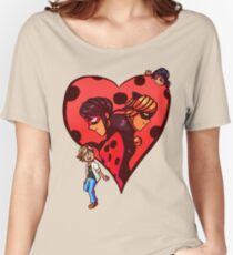 Be my Super Valentine! Women's Relaxed Fit T-Shirt