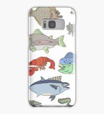 Seafood Buffet Samsung Galaxy Case/Skin