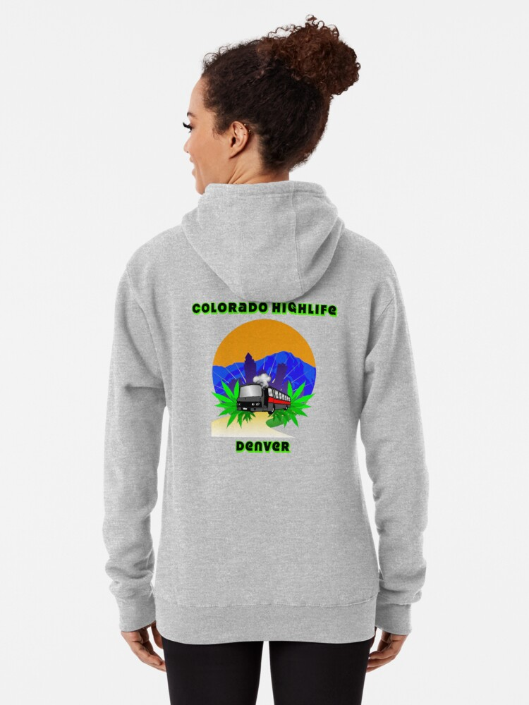 Alternate view of Colorado Highlife Pullover Hoodie