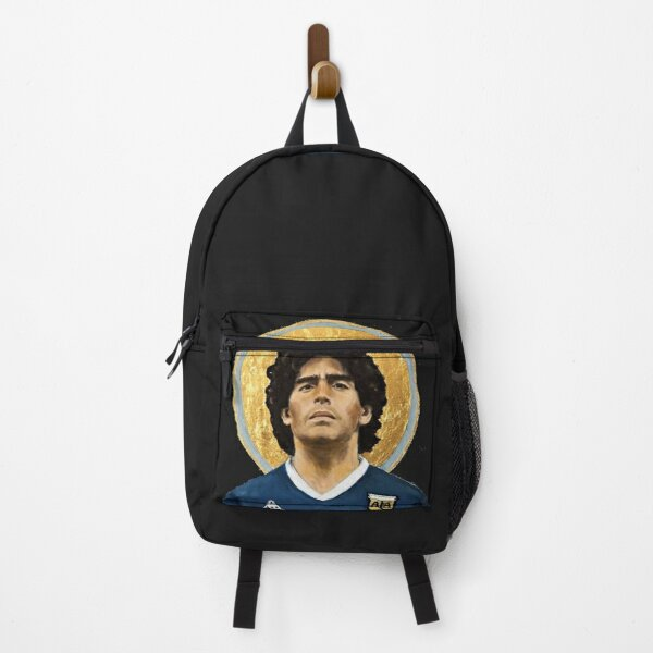 RIP DIEGO MARADONA REST IN PEACE BEST WORLD - Napoli players wordcloud [HiSVG.CoM] Backpack
