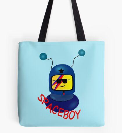 Hello Spaceboy ... Tote Bag