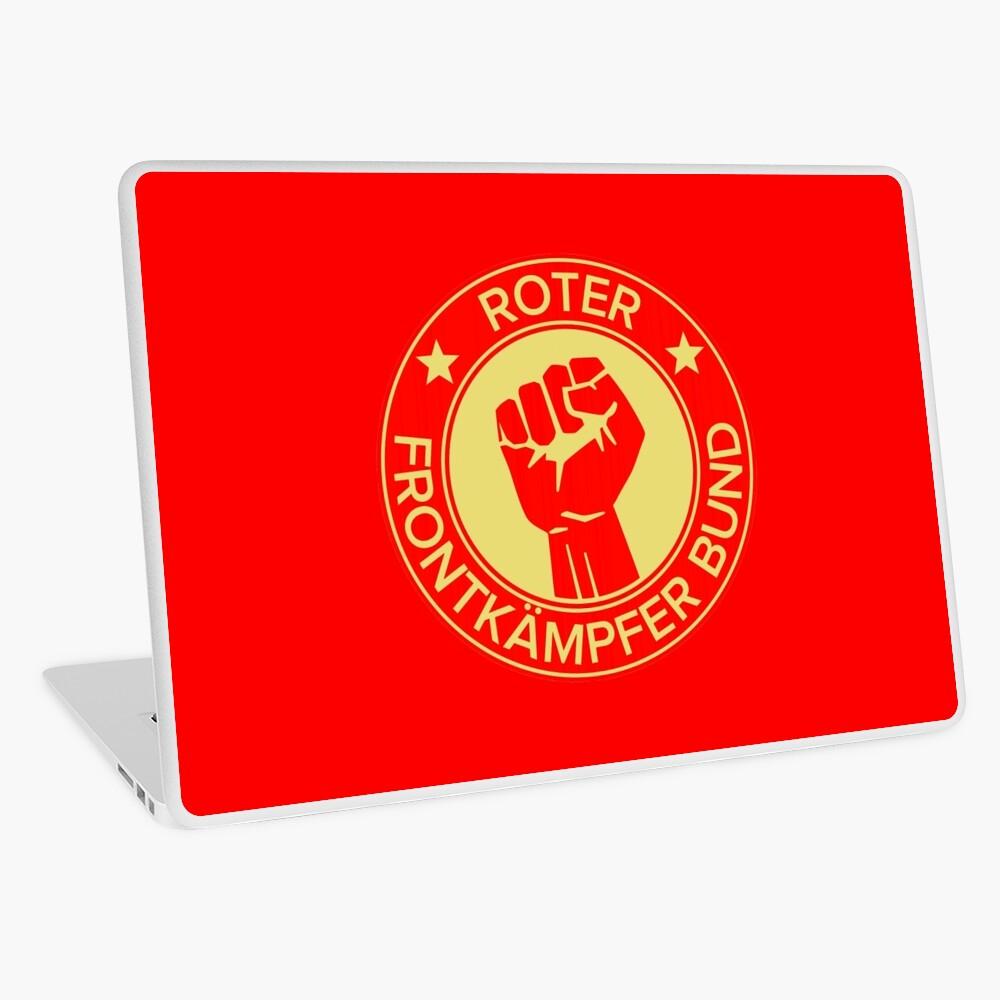 Roter Frontkämpferbund Laptop Skin