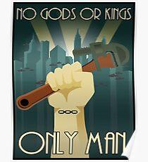 Bioshock Design Poster