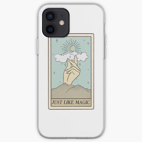 Just Like Magic ariana tarot card - shade 1 iPhone Soft Case