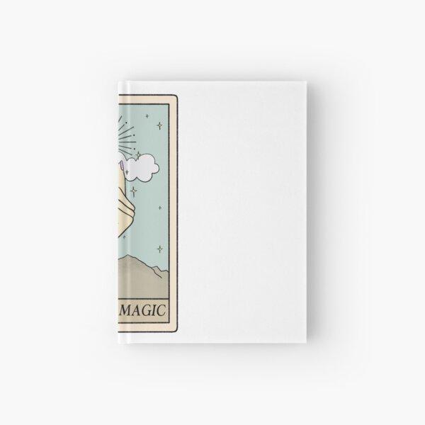 Just Like Magic ariana tarot card - shade 1 Hardcover Journal
