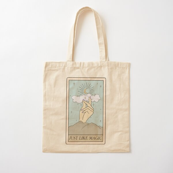 Just Like Magic ariana tarot card - shade 1 Cotton Tote Bag