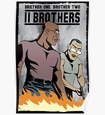 II Brothers Poster