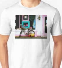 Bicycle by Antique Shop T-Shirt