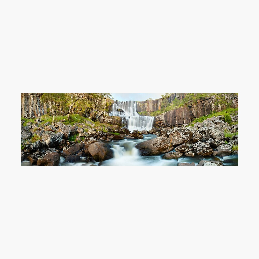 Ebor Falls, Guy Fawkes River National Park, New South Wales, Australia Photographic Print