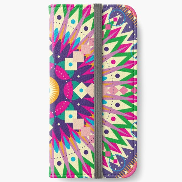 Pattern RGW - Cercle iPhone Wallet