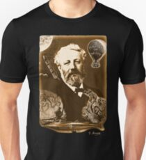 Jules Verne Tribute T-Shirt