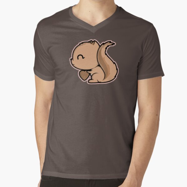 I Am Nuts About You V-Neck T-Shirt