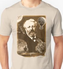 Jules Verne Tribute (natural creme white) T-Shirt