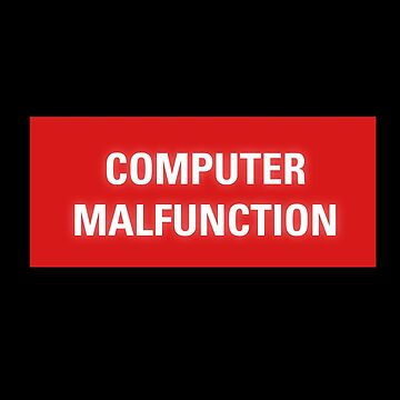2001 A Space Odyssey - HAL 9000 Computer Malfunction by youtubedesign