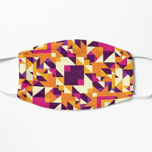 Pattern RGW - Triangles Mask