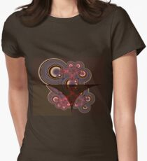 Cranberry Women's Fitted T-Shirt