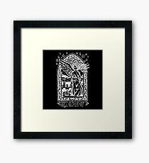 Black Eyed Angels - Inverted  Framed Print