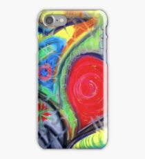 Mapping Internal Land iPhone Case/Skin