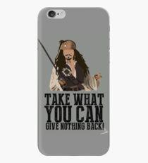Captain Jack Sparrow iPhone-Hülle & Cover