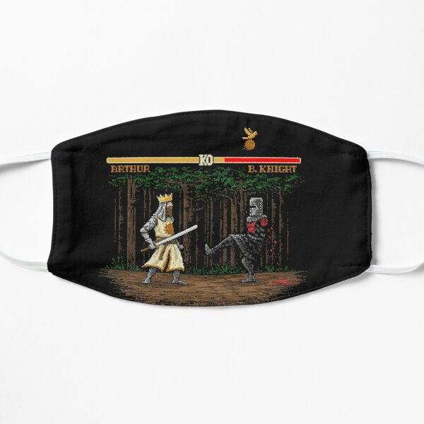 Epic Fight! Flat Mask