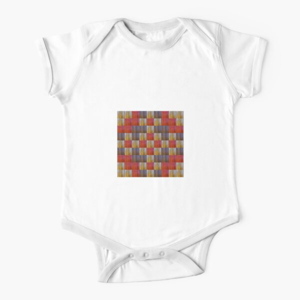 Textiles  Short Sleeve Baby One-Piece