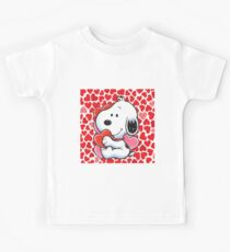 snoopy valentine  Kids Clothes