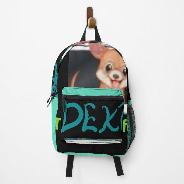 Dexter's brand logo design  Backpack