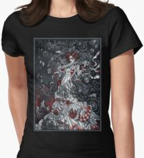 Magic violin Women's Fitted T-Shirt