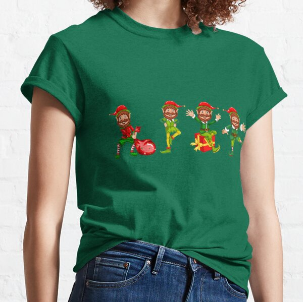 Merry Elves Classic T-Shirt