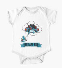 Mudkip Dream Big Kids Clothes