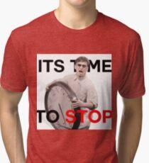 Filthy Frank Time Tri-blend T-Shirt
