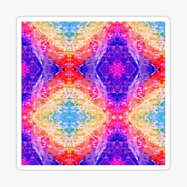 Spinclusion - Rainbow Macro Sticker